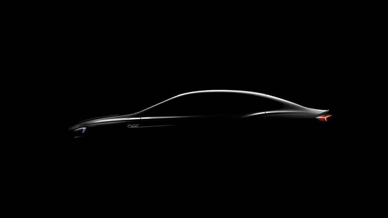 2017 Buick LaCrosse teaser