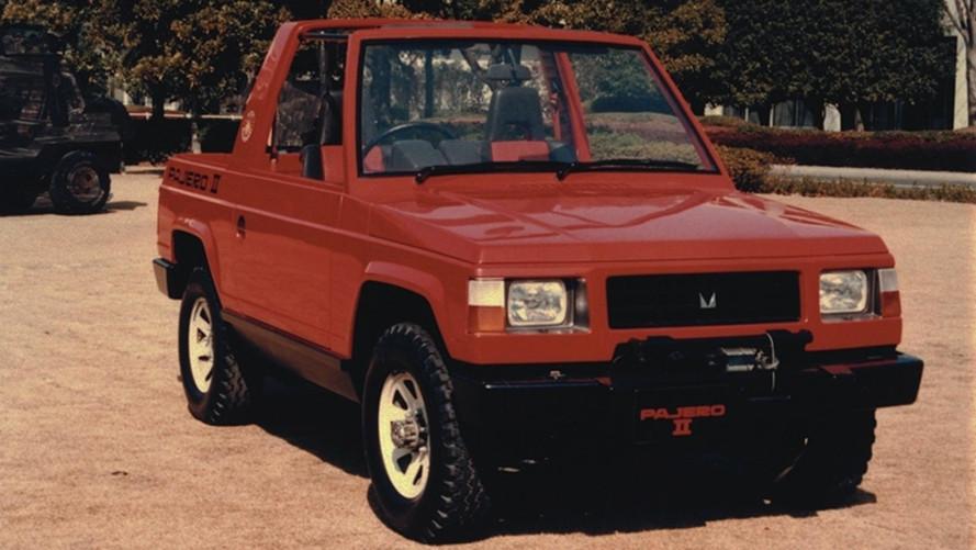 Mitsubishi fête ses 100 ans de production automobile - Retour sur le Pajero