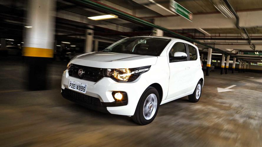 Fiat Mobi Drive GSR fica mais barato e chega aos R$ 35.990