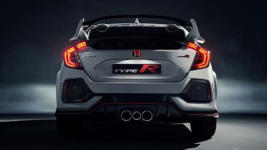 Production Honda Civic Type R leaked ahead of the Geneva Motor Show