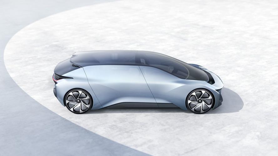 Nio - Un nouveau concept et des voitures autonomes sur les routes en 2020