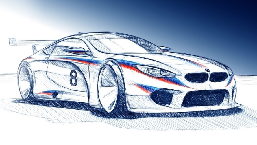 Is This How BMW's 2018 WEC GTE Car Will Look?