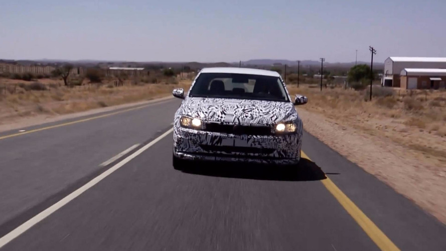 Flagra - Volkswagen Polo 2018