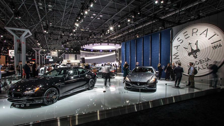 Maserati Ghibli Nerissimo 2017