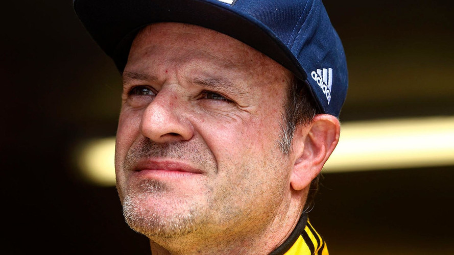 Barrichello Needed Surgery To Remove Tumor