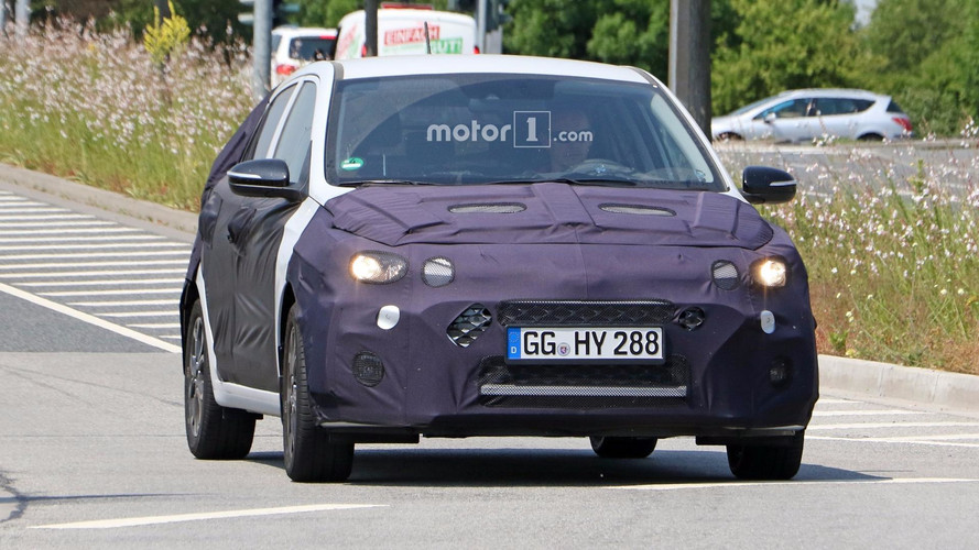 Hyundai i20 - L'heure du restylage approche