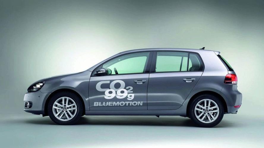 VW Golf VI BlueMotion Concept