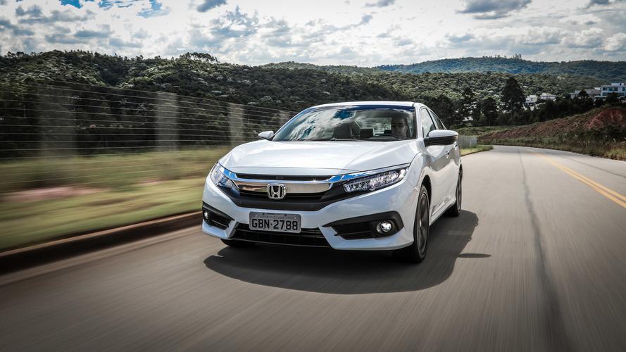 Sedãs médios mais vendidos em janeiro – Civic despenca e Corolla perde espaço
