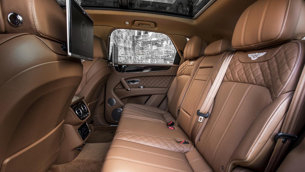 Bentley Considering Mushroom Leather For Vegans