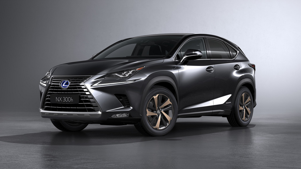 2018 Lexus Nx Debuts New Look And Enhanced Handling
