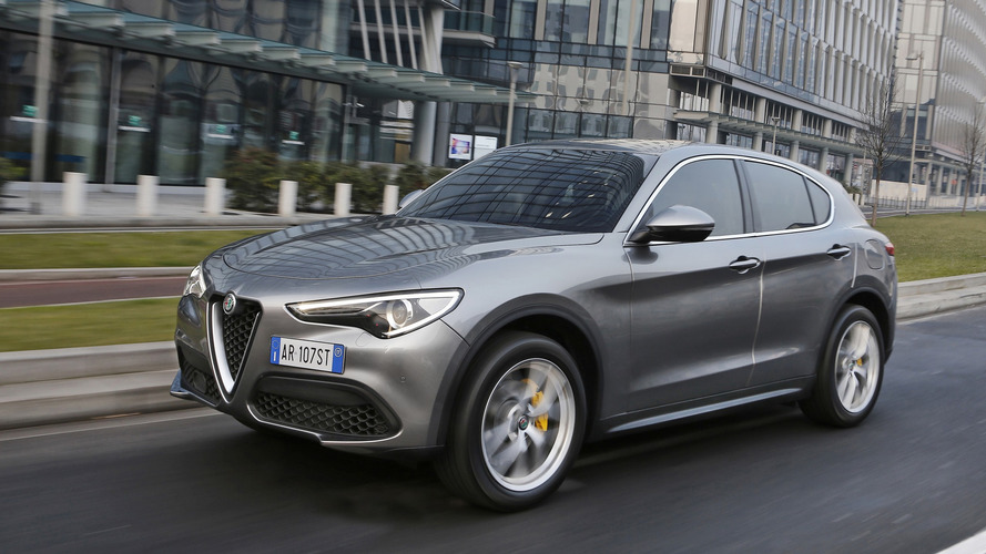 Alfa Romeo Stelvio tem 50% dos clientes vindos de BMW e Porsche