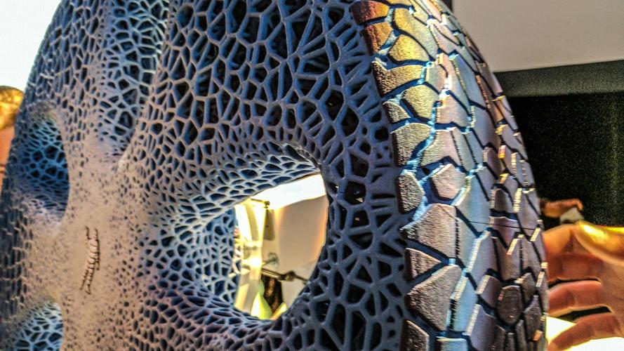 Michelin concept Vision