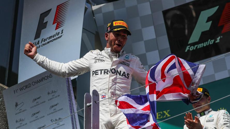 Lewis Hamilton GP du Canada podium