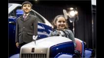 Toller Rolls-Royce für kranke Kinder
