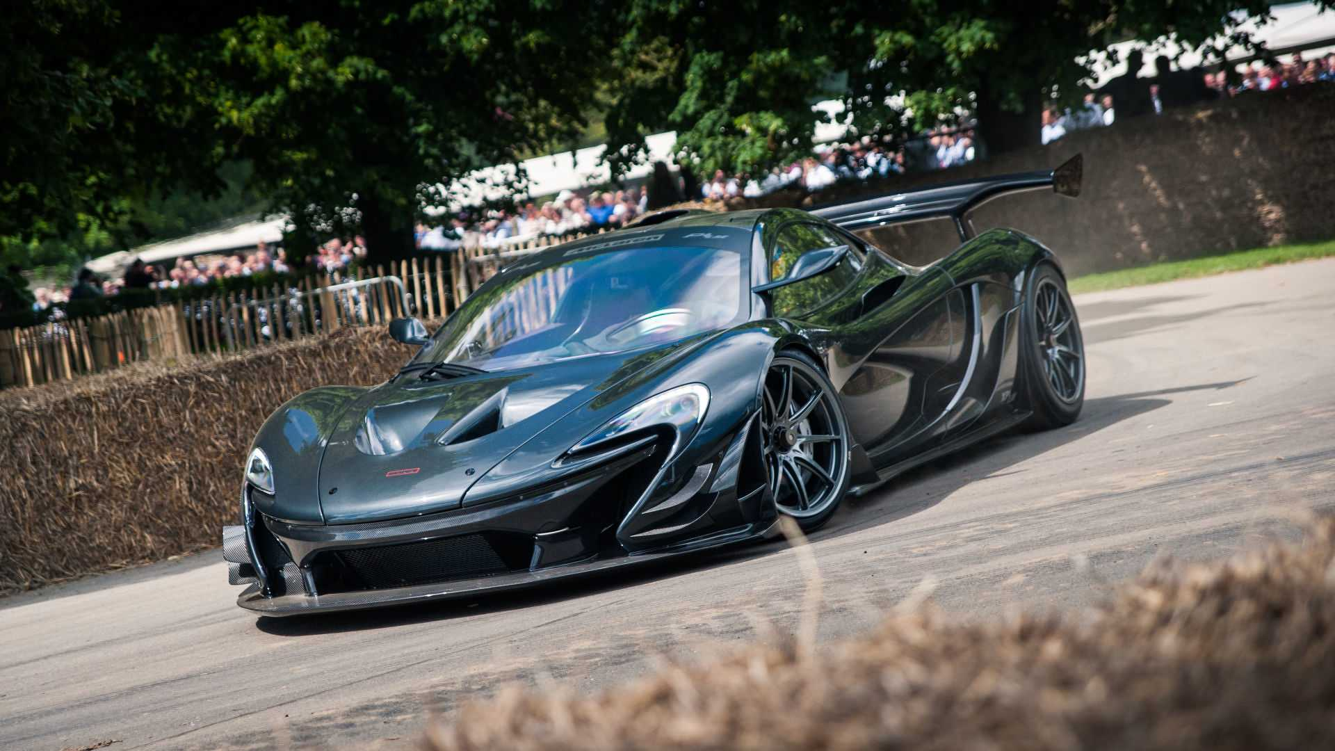 See Mclaren P1 Lm Set Goodwood Record From Driver S View