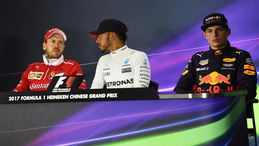 """F1 - Hamilton: """"Respeito mais Vettel do que qualquer outro piloto"""""""