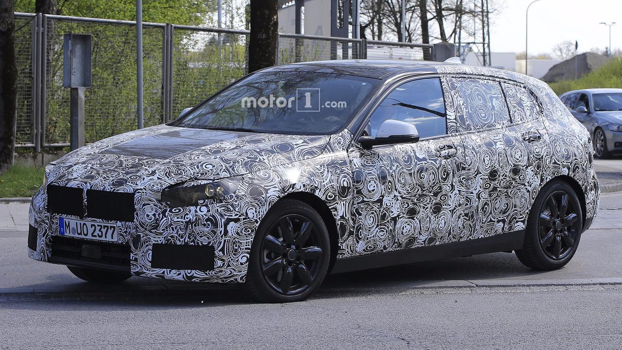 Flagra - BMW Série 1 2019