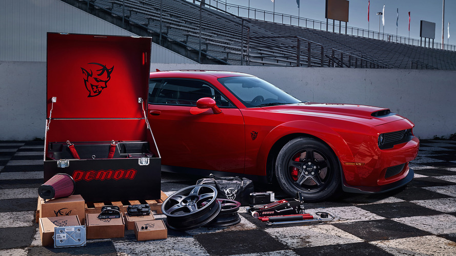 Brand New Dodge Demon Can Cost Up To 550 000