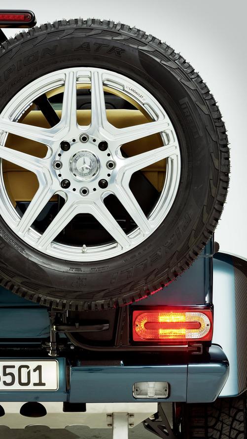 2017 Mercedes-Maybach G650 Landaulet