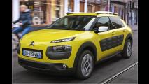 Citroën C4 Cactus (2014) im Test: Kleines Designer-SUV