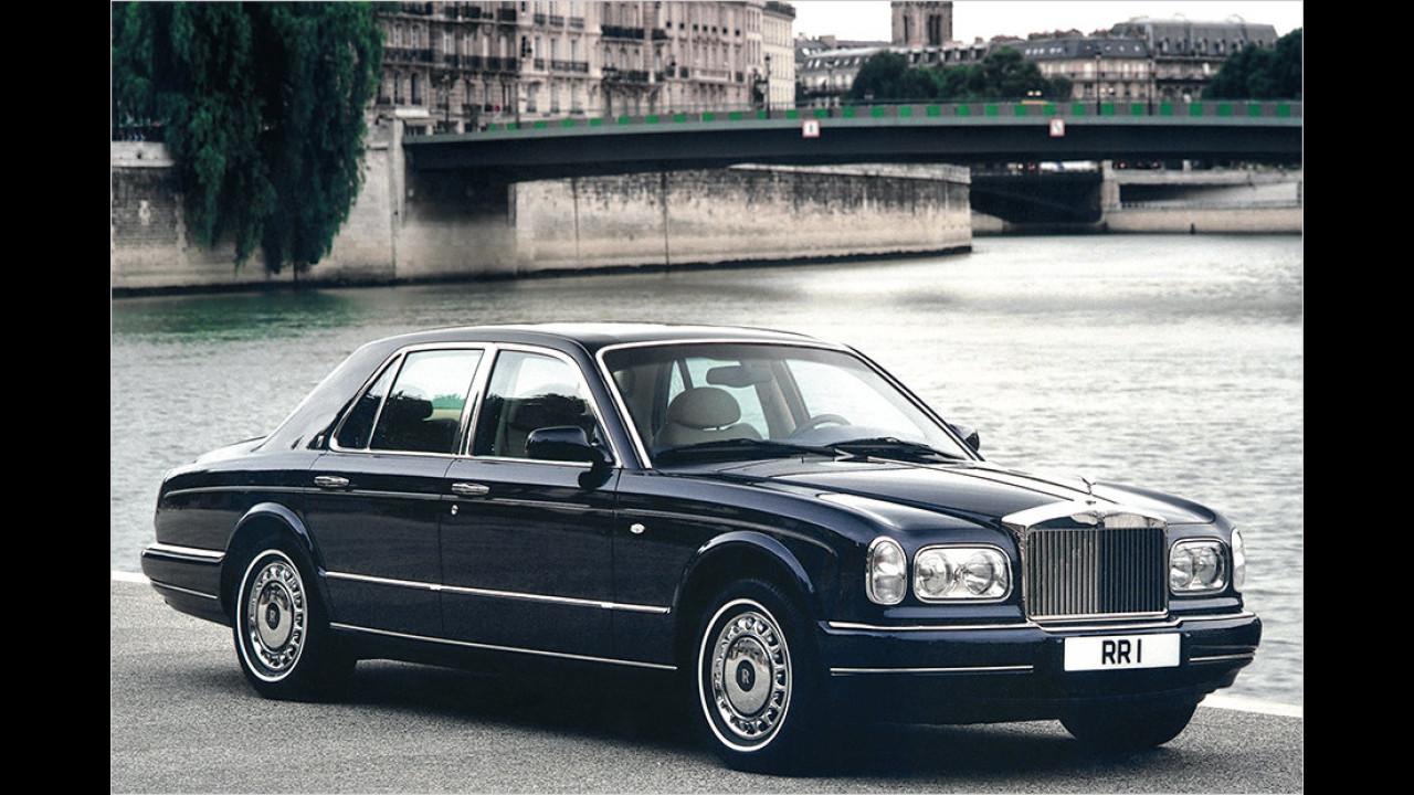 Rolls-Royce Silver Seraph: Ab 20.000 Euro