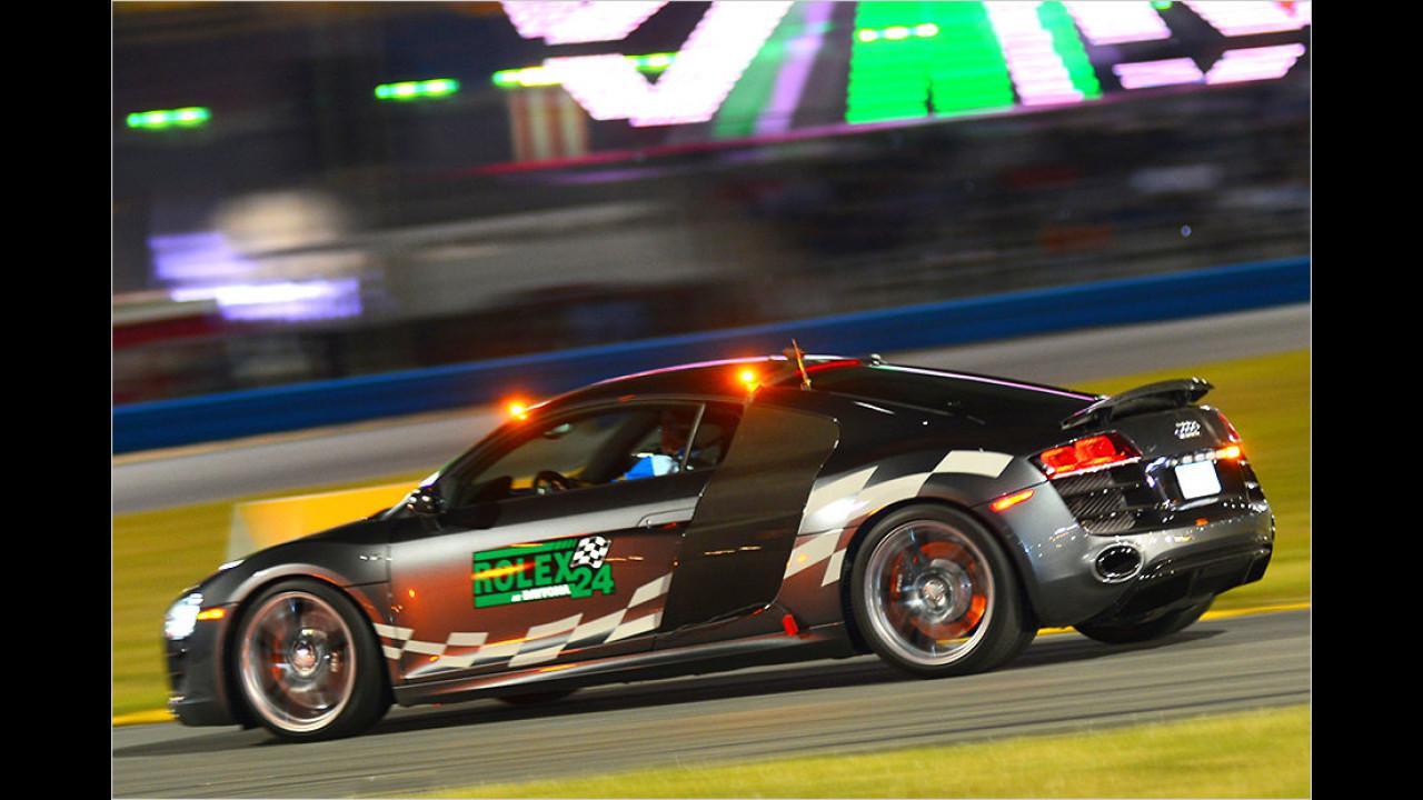 24 Stunden von Le Mans 2013: Audi R8
