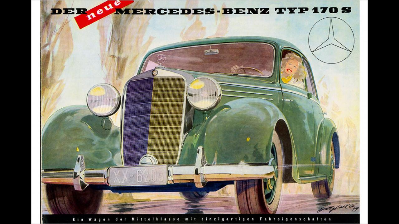 Mercedes 170 S (1949)