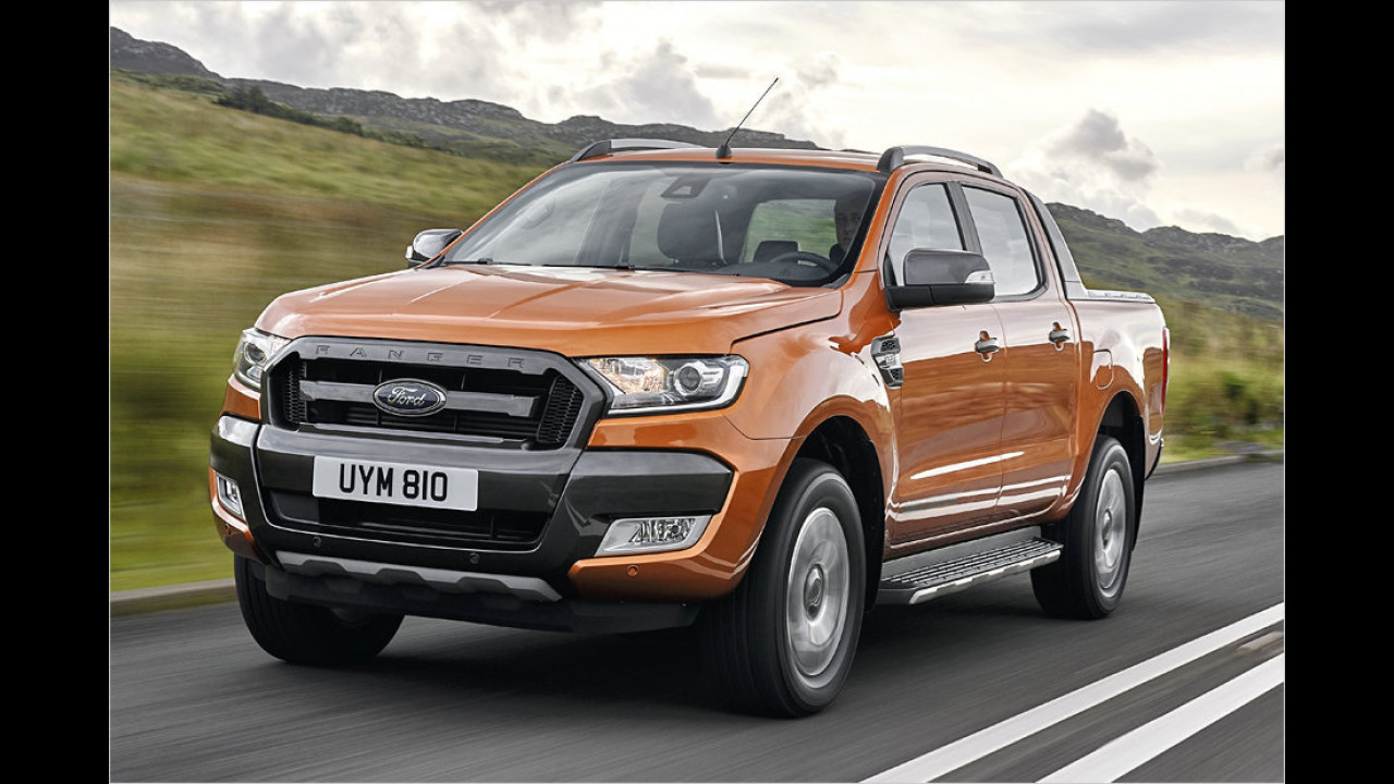 Pick-ups: Ford Ranger