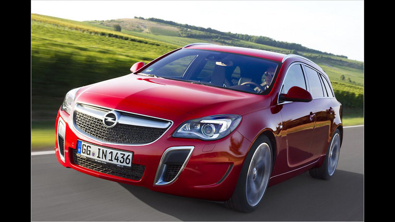 Opel im Insignia Turbo OPC