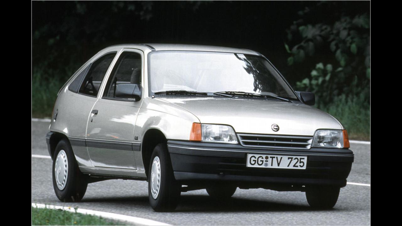 1984: Opel Kadett E