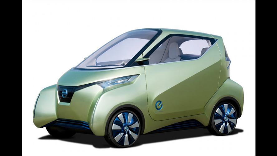 Aller guten Dinge sind drei: Nissan präsentiert Pivo 3
