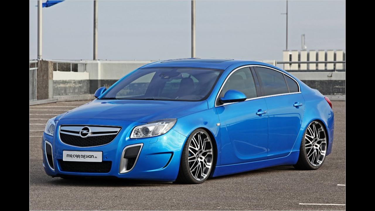 MR Car Design Insignia OPC