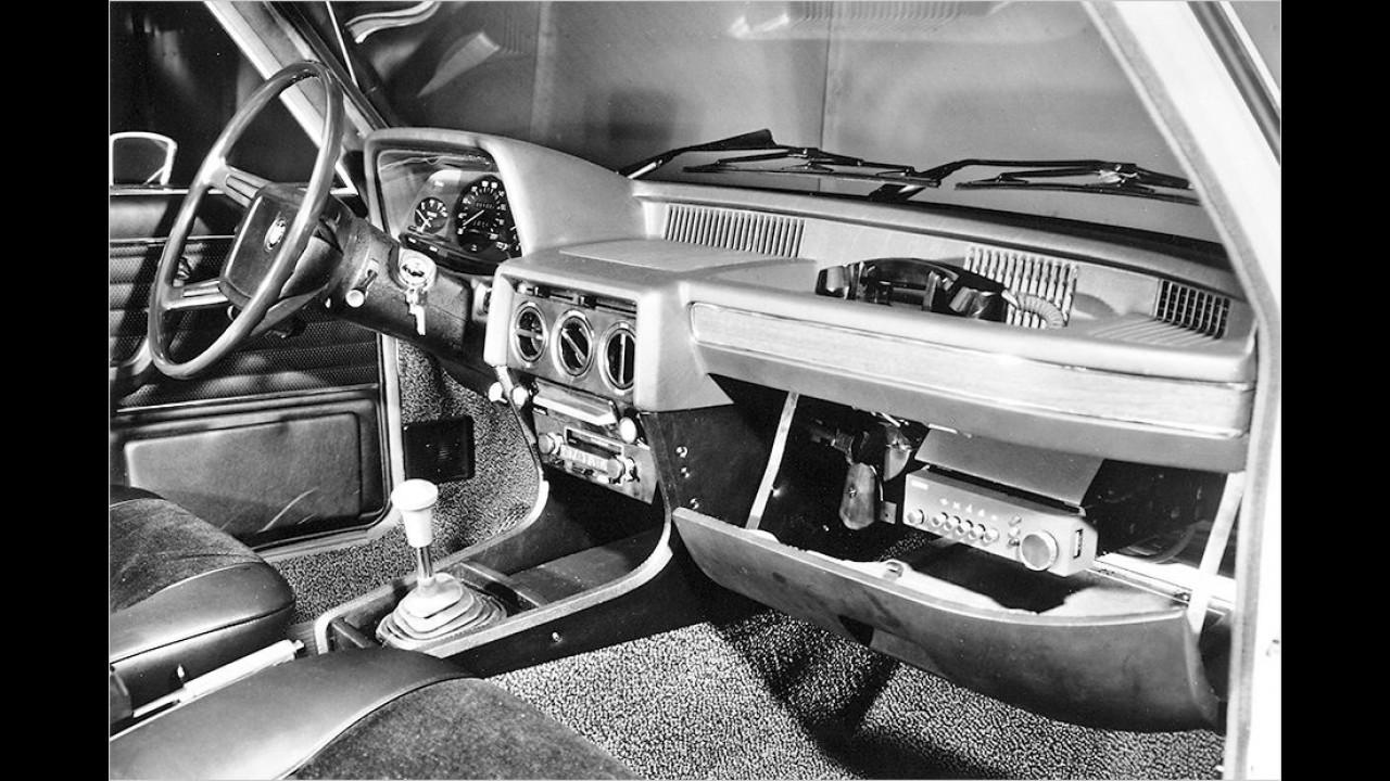 BMW 520 (Baureihe E12, ab 1972)
