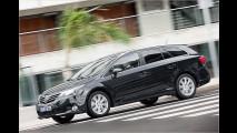 Neue Optik und sparsamerer Diesel