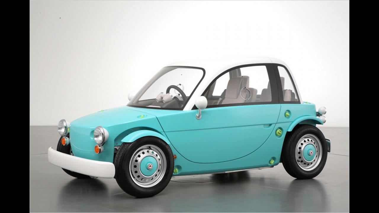 Toyota-Miniflitzer