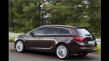 Opel Astra: Facelift