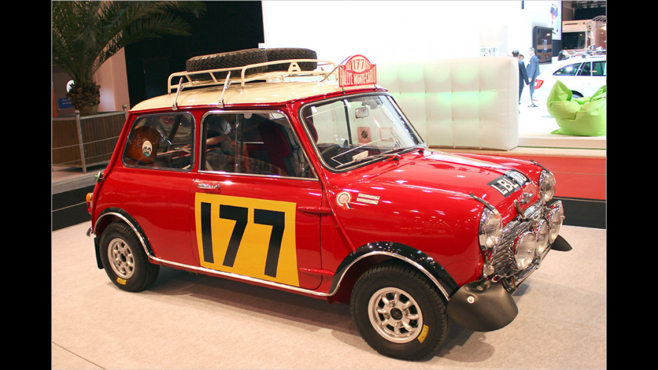 BMC Mini Cooper S