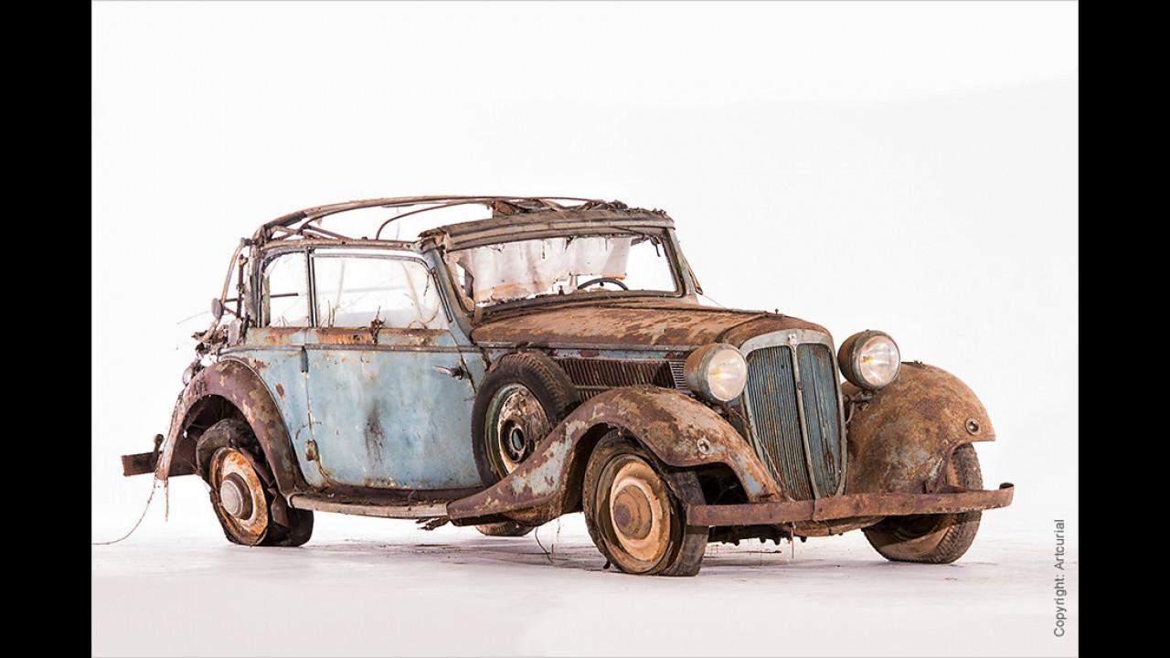 Audi Front 225 Cabriolet (ca. 1936)