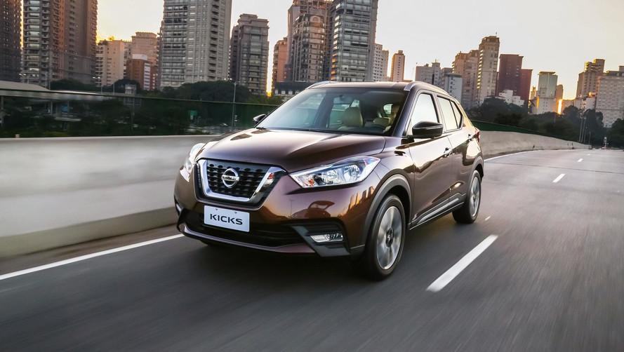 Outlet Nissan dá descontos de até R$ 36 mil para toda a linha