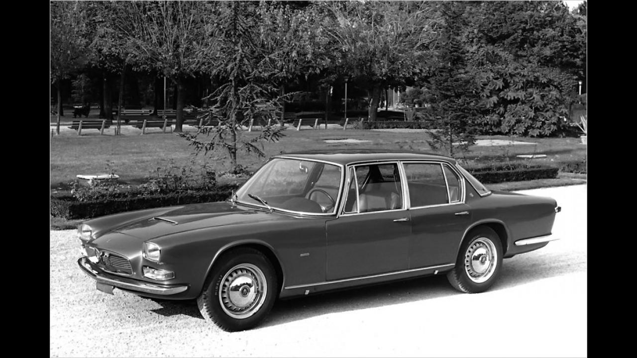 50 Jahre Maserati Quattroporte