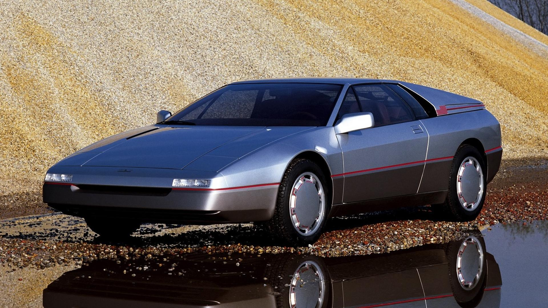1984 Ford Maya Concept We Forgot