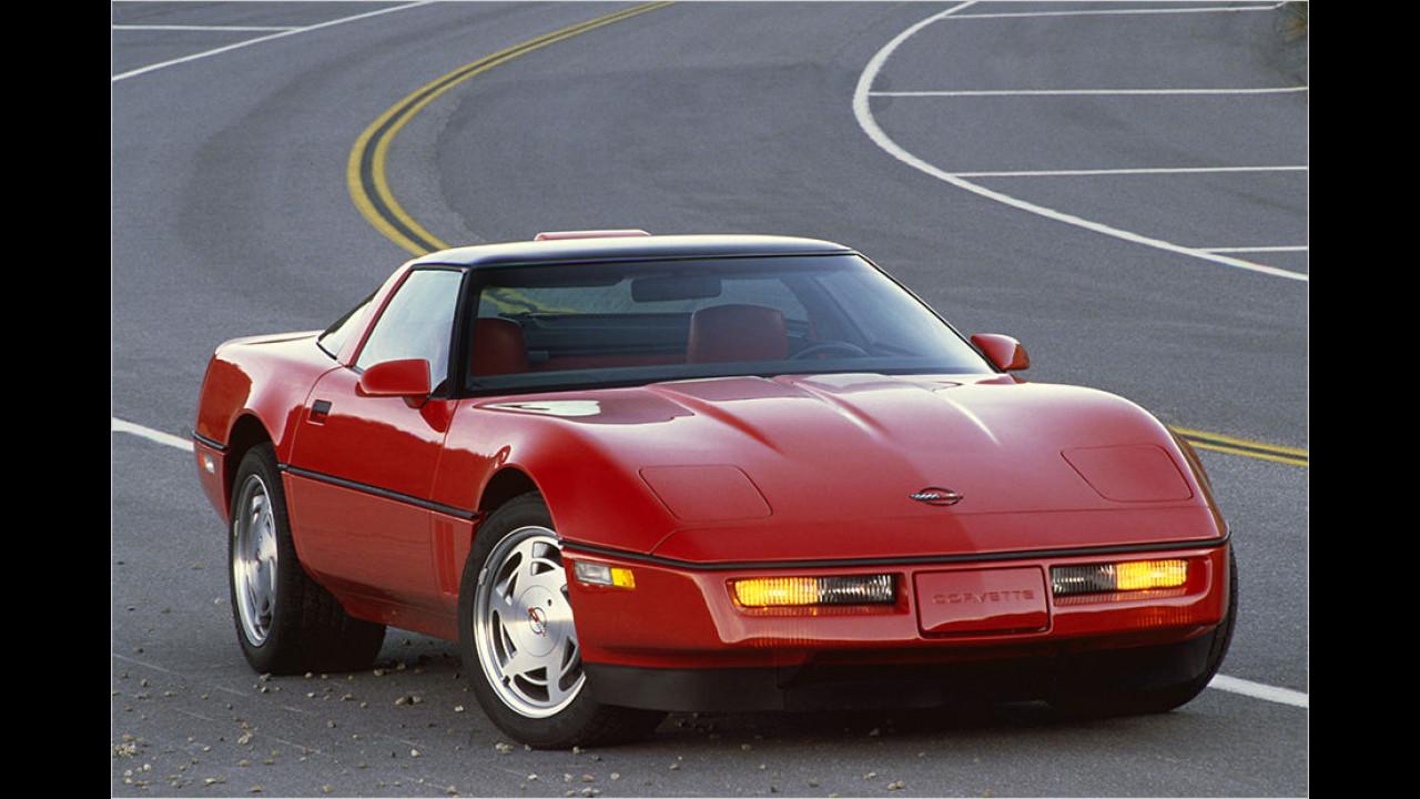 Chevrolet Corvette ZR-1 (1989)