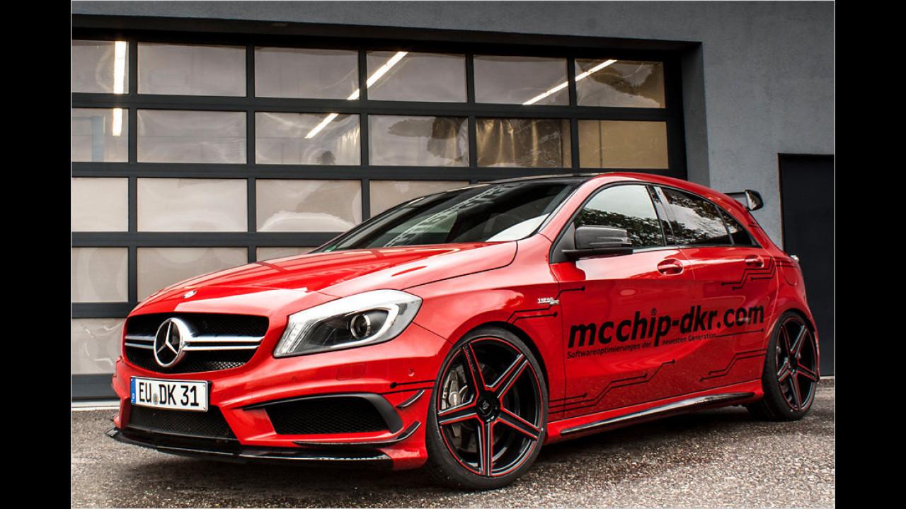 mcchip-DKR Mercedes A 45 AMG
