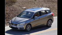 Erwischt: Der Van von BMW