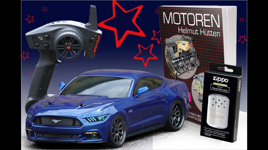 Die besten Geschenke für Autofans