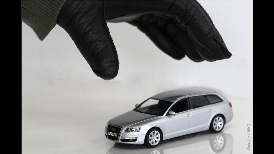 Trends beim Autodiebstahl