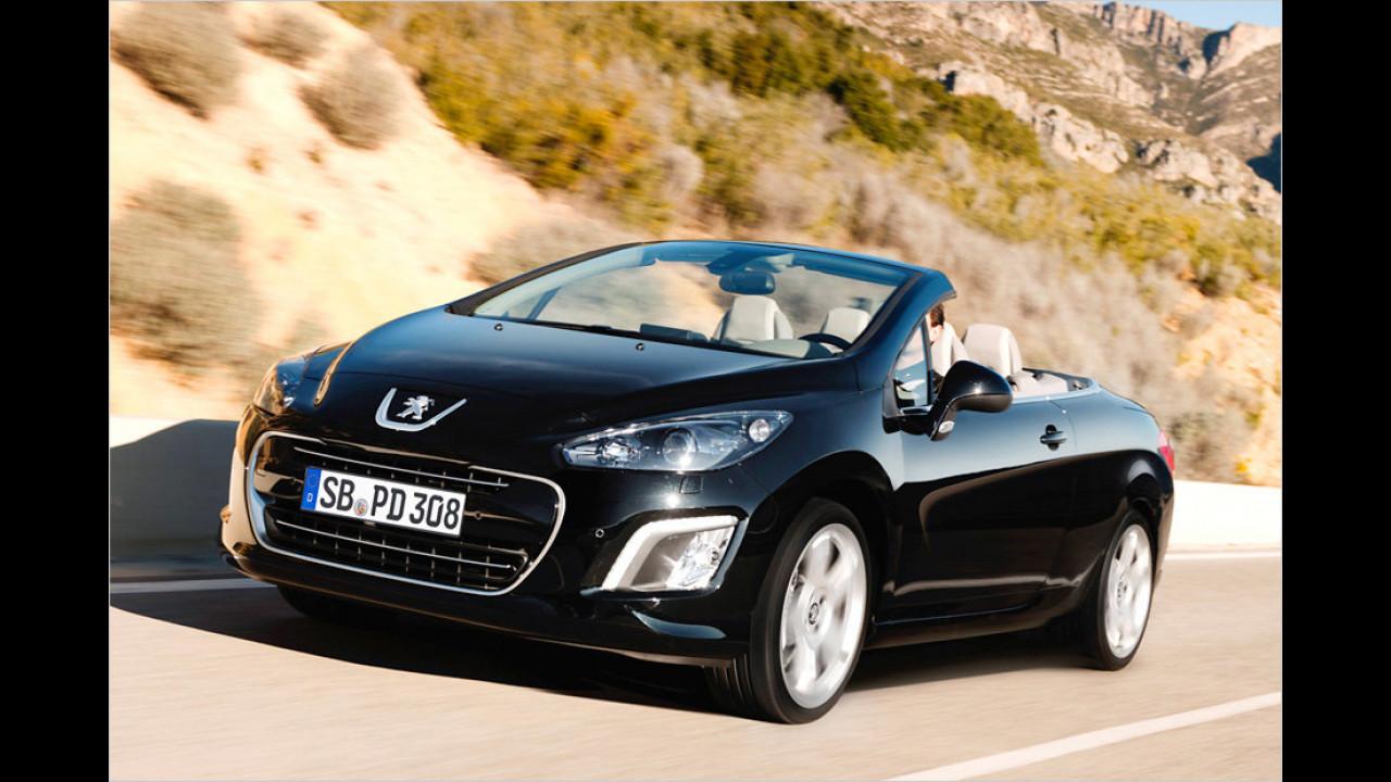 Peugeot 308 CC e-HDi FAP 110 Stop&Start