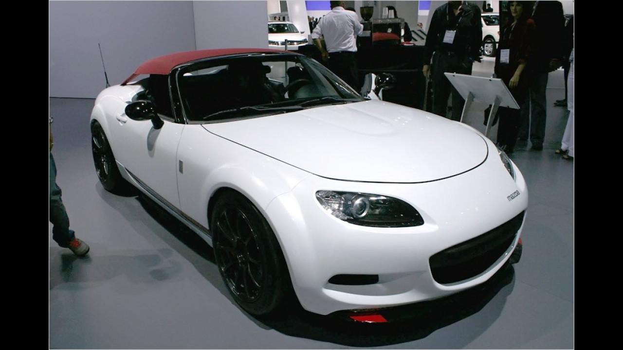 Mazda MX-5 Miata Spyder Concept