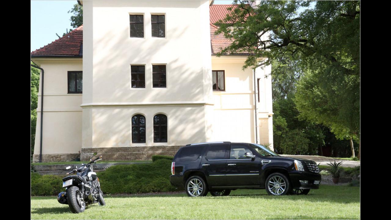 Impressionen vom 16. Gigantentreffen auf Schloss Mamling