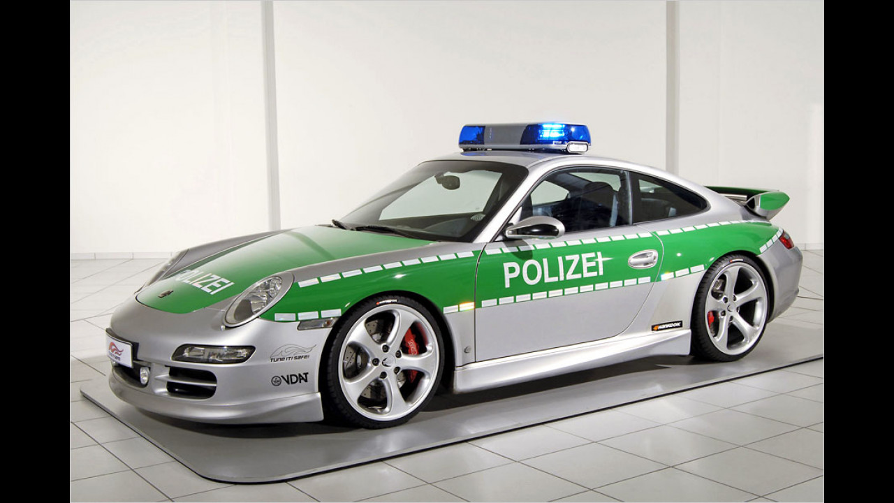 Tune it! Safe!: Techart Porsche 911 Carrera S